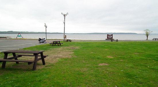 クッチャロ湖畔キャンプ場 サイトの状態 その2