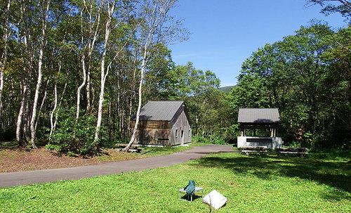 北海道のキャンプ場情報湯本温泉野営場