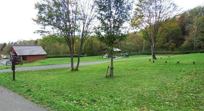 羊蹄山自然公園真狩キャンプ場