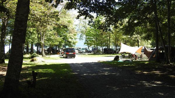 美笛キャンプ場