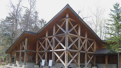 美笛キャンプ場 センターハウス