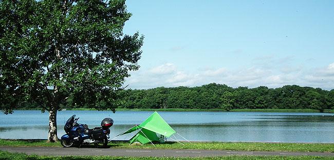呼人浦キャンプ場(よびとうら)