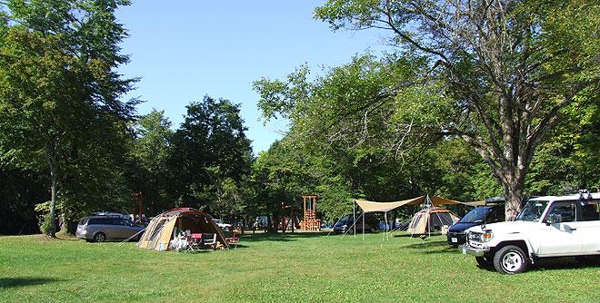 沙流川キャンプ場