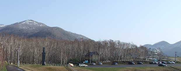 室蘭岳山麓総合公園自由広場(だんパラ)