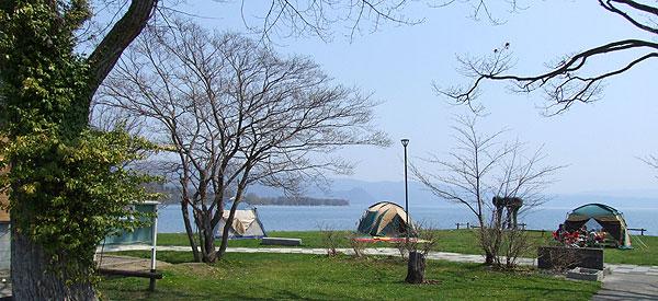 とうや小公園・中央公園キャンプ場