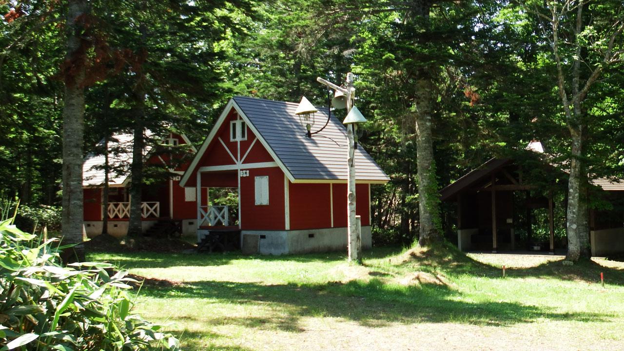美瑛自然の村キャンプ場