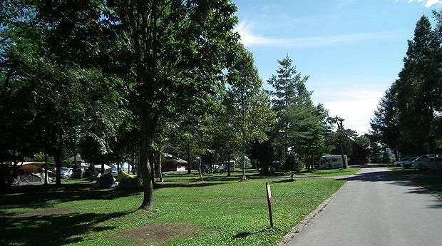 森林公園びふかアイランド
