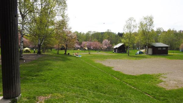 ひがしかぐら森林公園キャンプ場