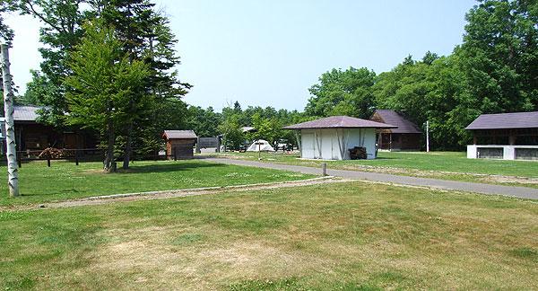 和琴半島公共キャンプ場(リニューアル前)