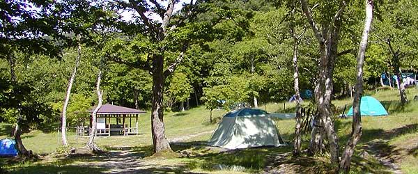 知床国立公園羅臼温泉野営場
