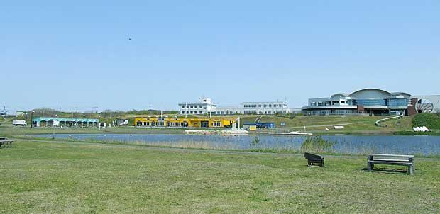 天塩町鏡沼海浜公園キャンプ場