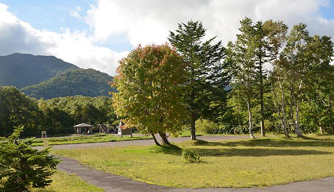 賀老高原キャンプ場