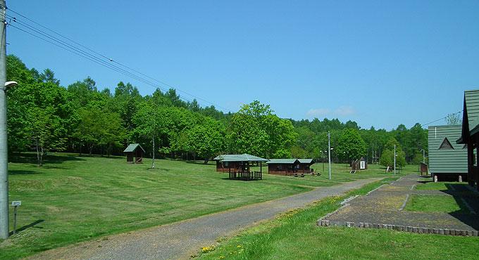 蘭越町ふるさとの丘 リンリン公園キャンプ場