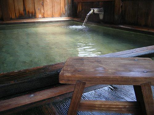 野中温泉別館の内風呂 その2