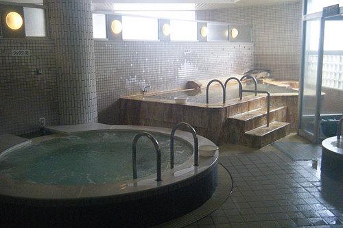 リフレッシュプラザ温泉998 内風呂 その1