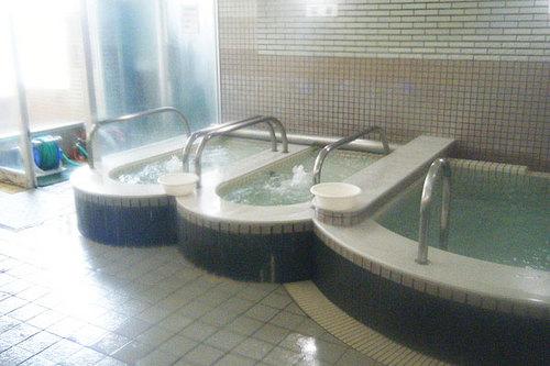 リフレッシュプラザ温泉998 寝湯