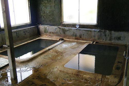 濁川温泉 新栄館の男性湯