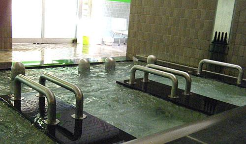 塩別つるつる温泉の寝湯