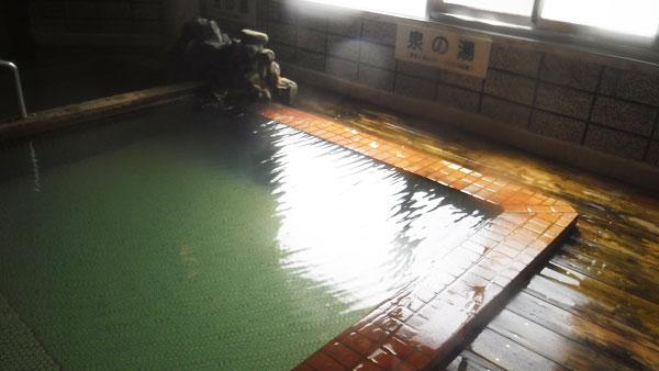 カルルス温泉鈴木旅館 泉の湯