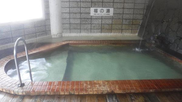 カルルス温泉鈴木旅館 福の湯
