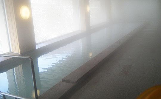 登別石水亭の内風呂