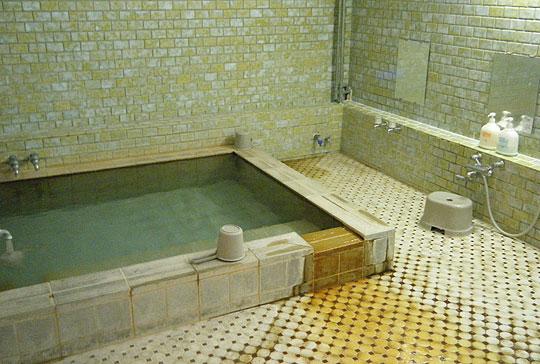 支笏湖 いとう温泉の内風呂