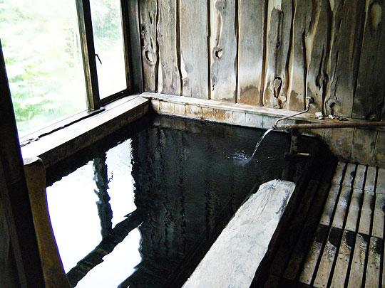 ヌタプカウシペの内風呂