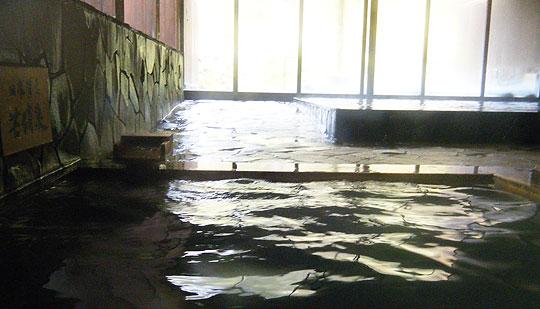 神々の湯の内風呂