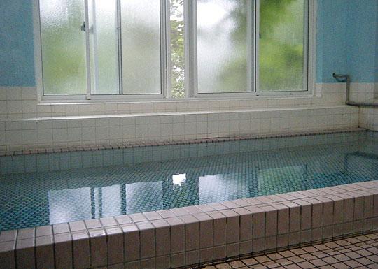 湖心荘の内風呂