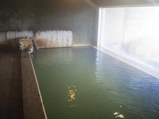 温泉ゆころの内風呂