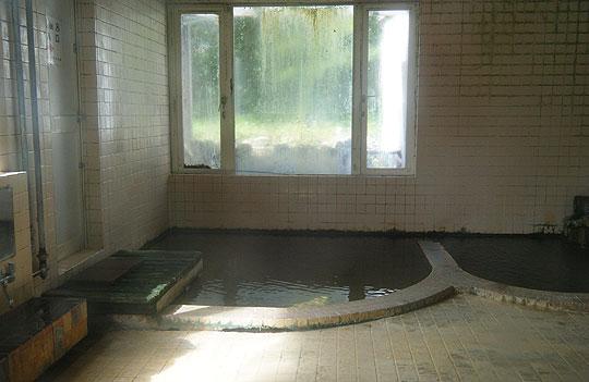 宮内温泉の内風呂