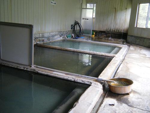 鹿の谷の内風呂