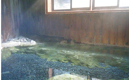 オンネトー温泉景福の内風呂