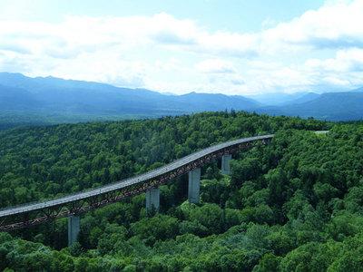 三国峠からの橋