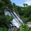 2008年7月オシンコシンの滝