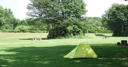 2014-08-02-とりあえずテント設営