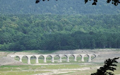 2014-08-02-タウシュベツ川橋梁跡