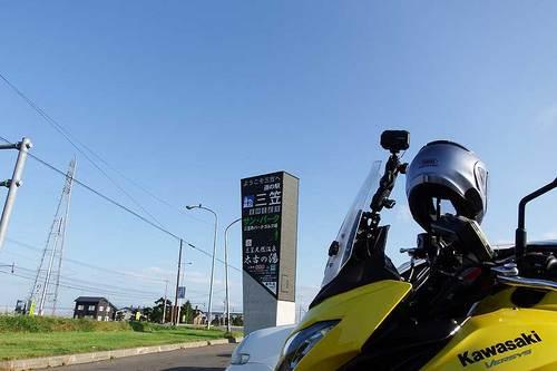 2015-09-21-道の駅三笠で休憩