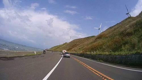 2015-09-21-上平ウィンドファームの風力発電