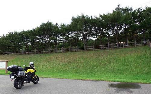 2015-09-21-稚内森林公園到着