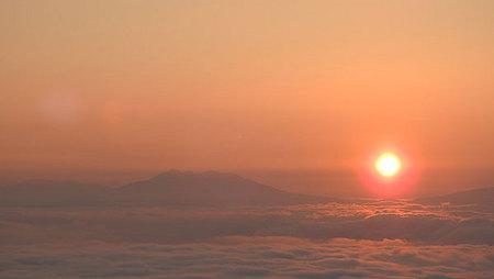2016-08-13-津別峠からの日の出と雲海 その3