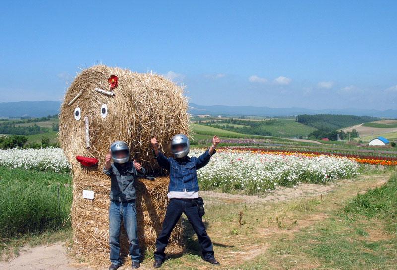 2009年夏 道東・富良野 その2