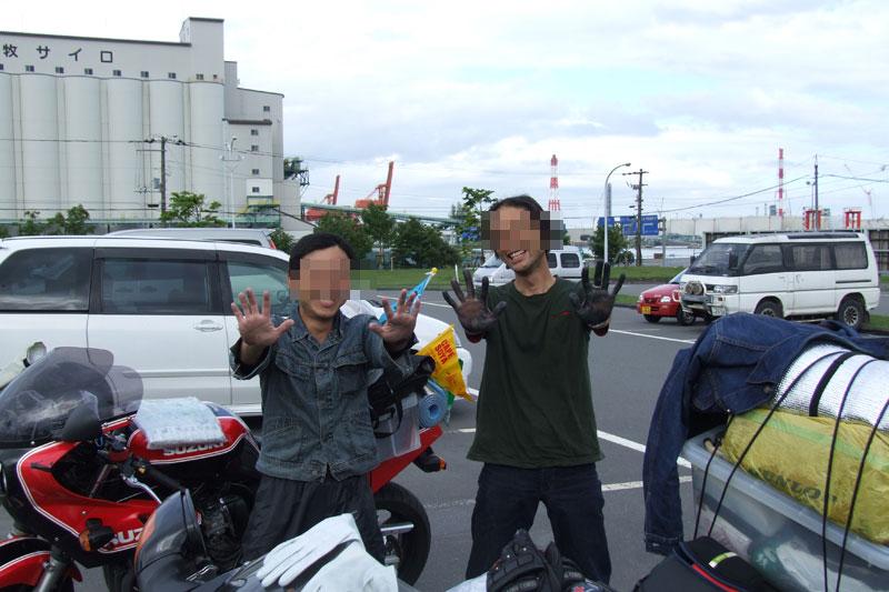 2009年夏 道東・富良野 その3 帰還