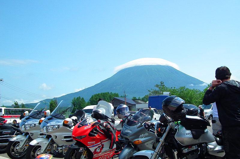 2011-07-09ニセコ・岩内ツーリング