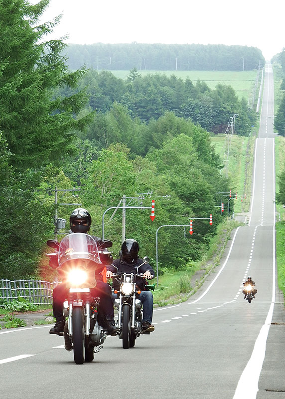 2014年夏の道東リベンジツーリング(弟子屈編)