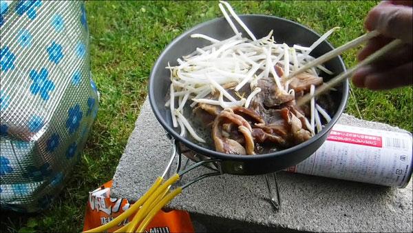 2017-06-17-ジンギスカンで夕飯