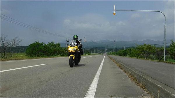 2017-07-02-上士幌の直線道路から