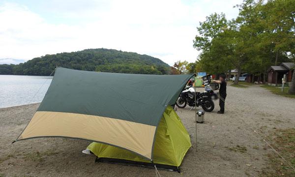 2017-09-09-和琴湖畔キャンプ場
