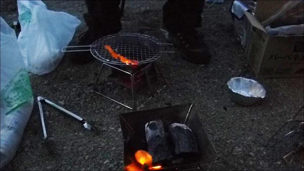 2017-09-09-炭火で焼きもの