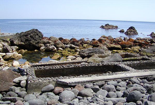 水無海浜浜温泉露天風呂